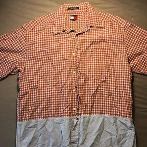 Tommy Hilfiger duo pattern button down